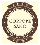 Corpore Sano Complex Balnear si de Recuperare Techirghiol